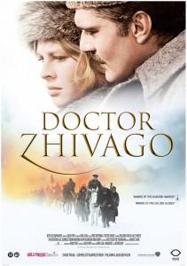 پوستر دکتر ژیواگو