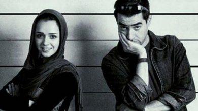 تصویر از سکانسی از فیلم فروشنده اصغر فرهادی