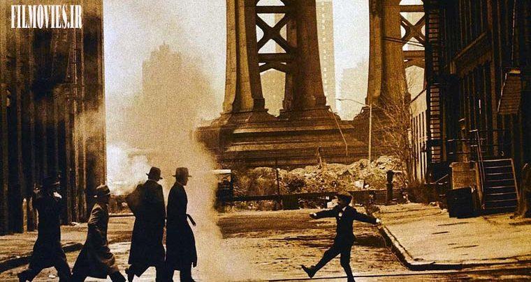 موسیقی فیلم روزی روزگاری در آمریکا اثر انیو موریکونه