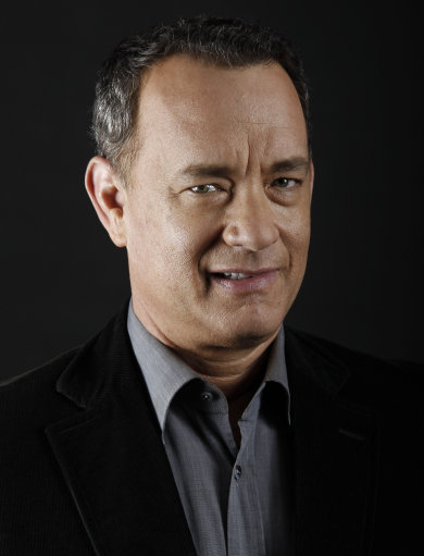 "Actor Tom Hanks poses for a portrait in Beverly Hills, Calif., Saturday, June 18, 2011. Hanks stars in the upcoming film ""Larry Crowne"" which opens July 1. (AP Photo/Matt Sayles)"