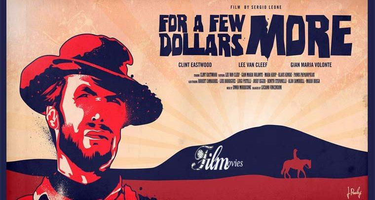 موسیقی فیلم به خاطر یک مشت دلار بیشتر