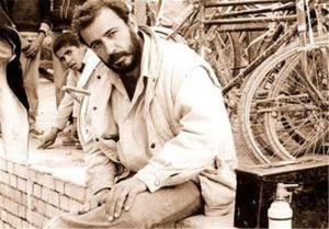 عاشقی علی حاتمی شاعر سینما