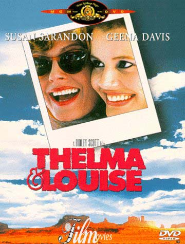 Thelma & Louise poster