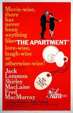 پوستر فیلم آپارتمان
