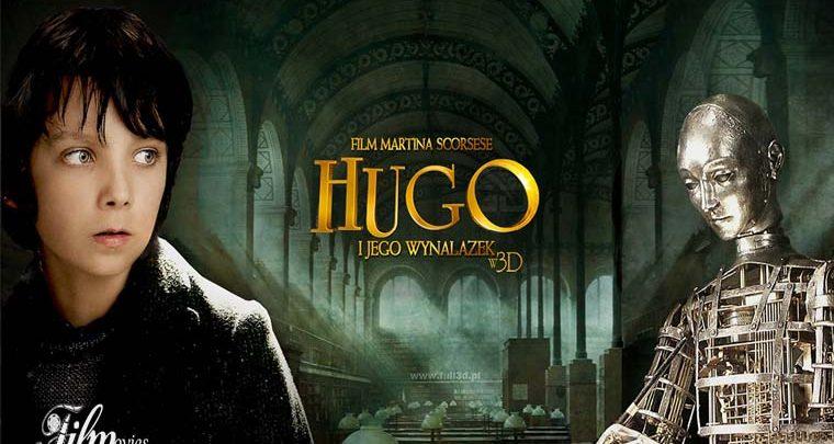 پشت صحنه Hugo