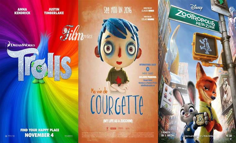 انیمیشنهای اسکار 2016