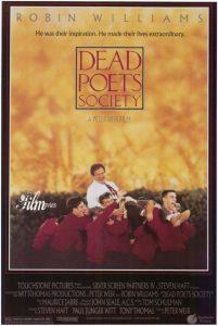 پوستر انجمن شاعران مرده