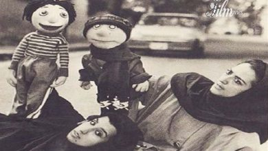 تصویر از دست های پشت پرده عروسک های محبوب بچگی ما