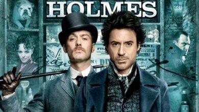 تصویر از موسیقی متن فیلم شرلوک هلمز