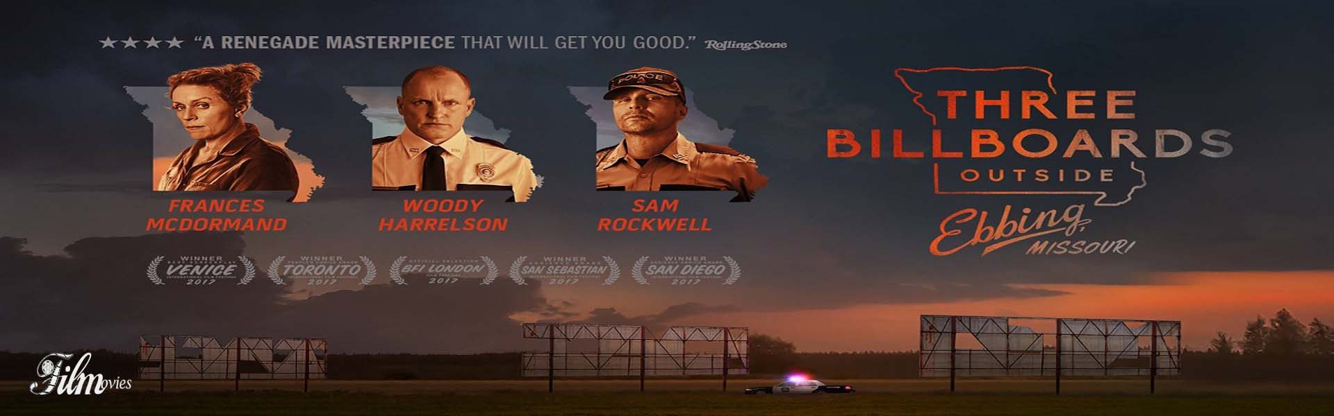 banner three billboards outside ebbing missouri
