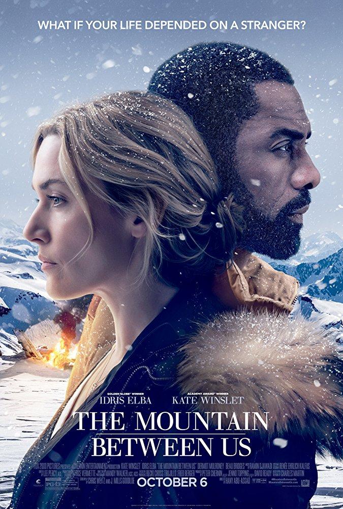 پوستر فیلم The Mountain Between Us