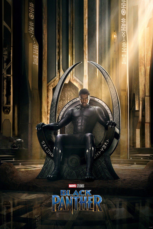 پوستر فیلم پلنگ سیاه