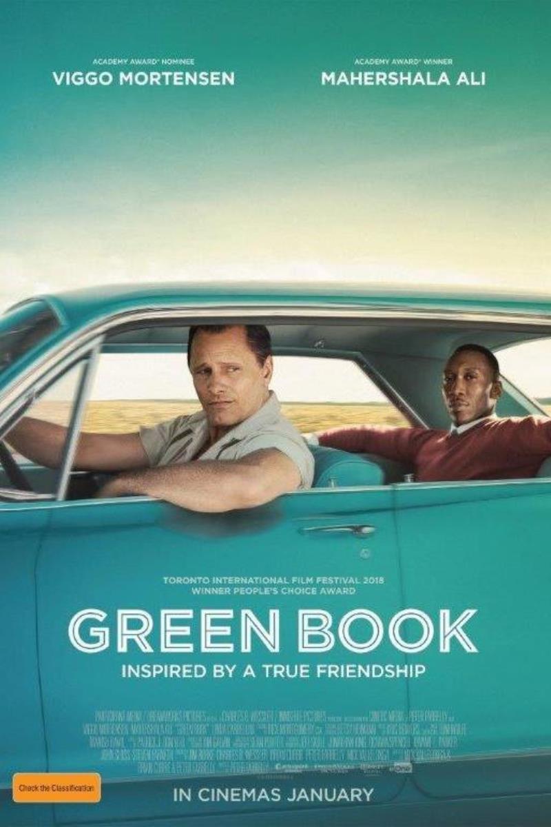 پوستر Green Book