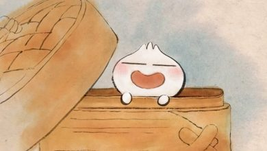 انيميشن كوتاه Bao