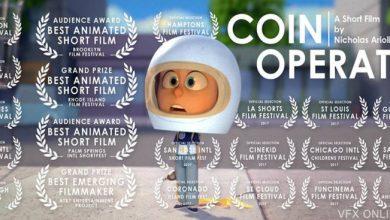 تصویر از انیمیشن coin-operated