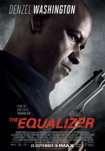 پوستر فیلم اکولایزر Equalizer