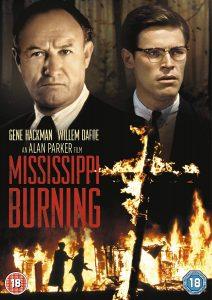 پوستر می سی سی پی می سوزد Mississippi Burning