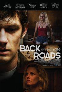 جاده سیاه back rods