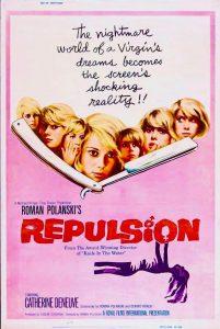 پوستر فیلم انزجار Repulsion