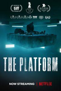 فیلم سکو the platform