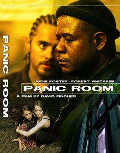 پوستر فیلم اتاق امن Panic Room