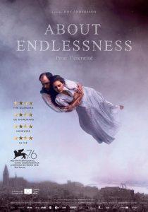 پوستر فیلم در باب بیپایانی About Endlessness