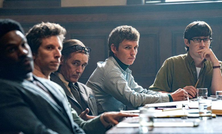 نقد فیلم دادگاه هفت شیکاگوئی The Trial of the Chicago 7