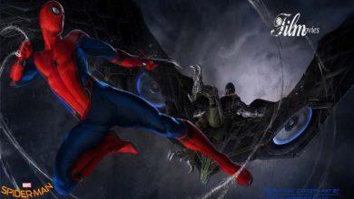 تصویر از مرد عنکبوتی ناجی گیشه