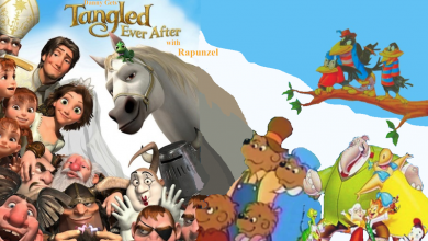 تصویر از Tangled Ever After