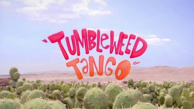 انيميشن كوتاه تانگوى بادبادك ها (Tumbleweed Tango)