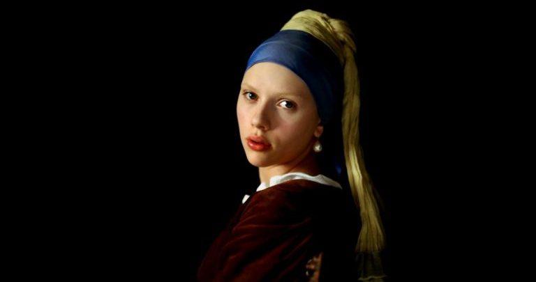 یادداشتی بر فیلم دختری با گوشواره مروارید